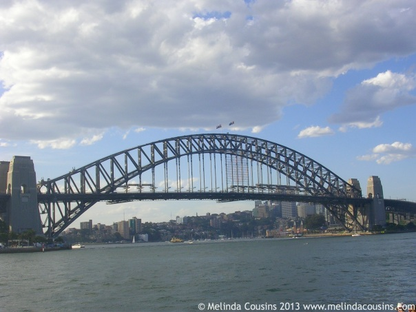 The Iconic Harbour Bridge