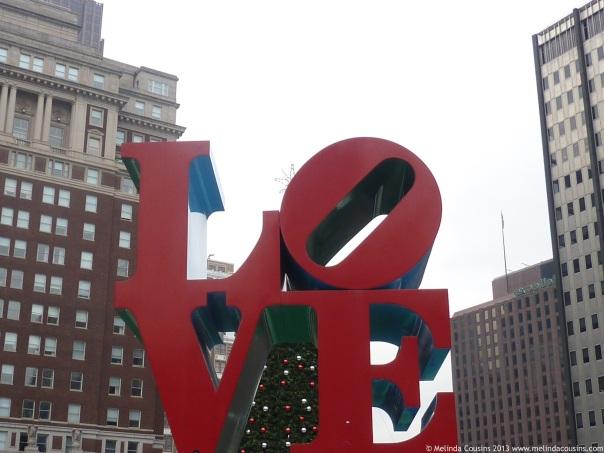 The Love Statue