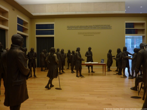 inside the National Constitution Center