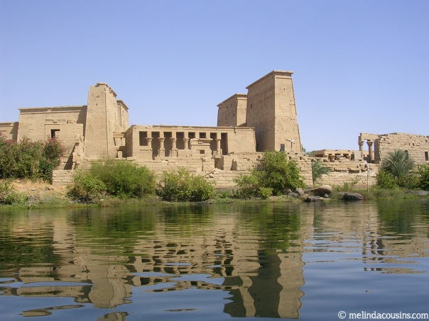 Philae Temples at Aswan