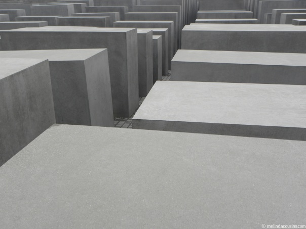 Some of the 2,711 stelae