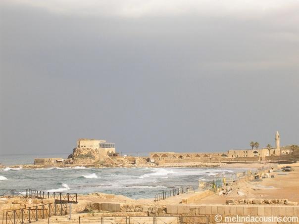 Caesarea Harbour