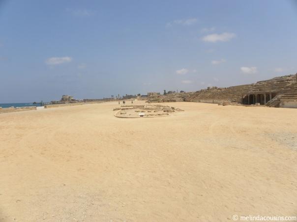 Caesarea hippodrome