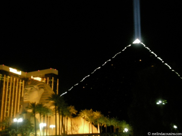 Egypt in Las Vegas