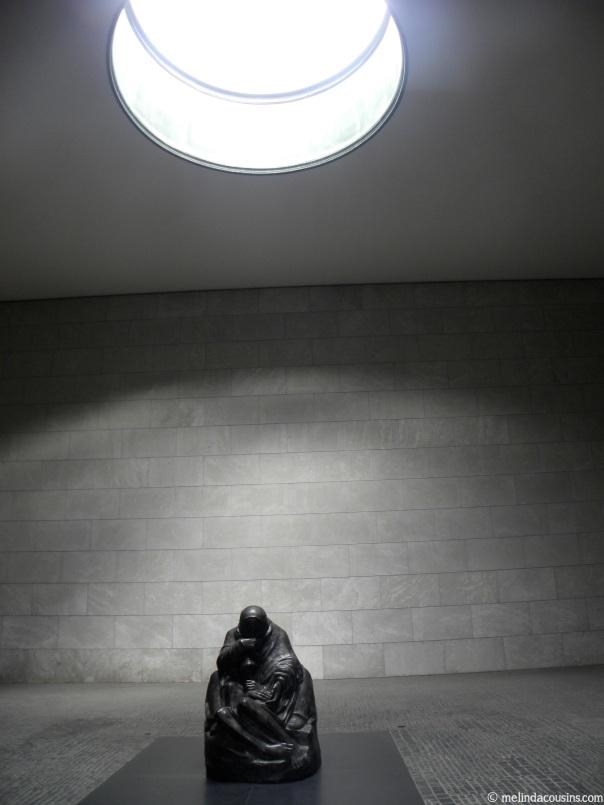Käthe Kollwitz's heart-rending sculpture