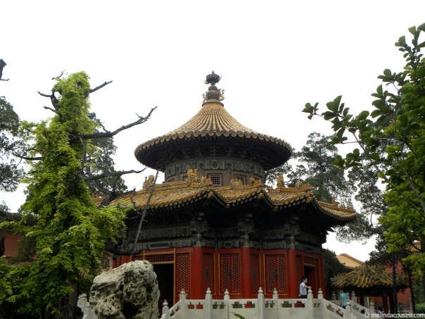 Forbidden City temple
