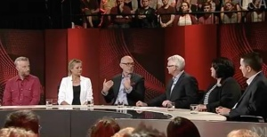 QandA, March 17 2014, © abc tv