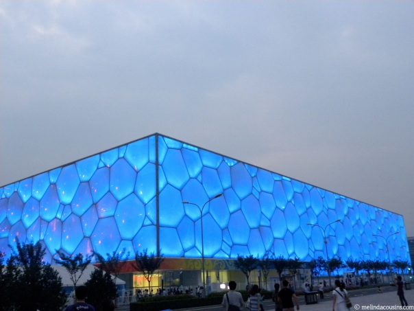 The Watercube, Olympic Swimming Centre