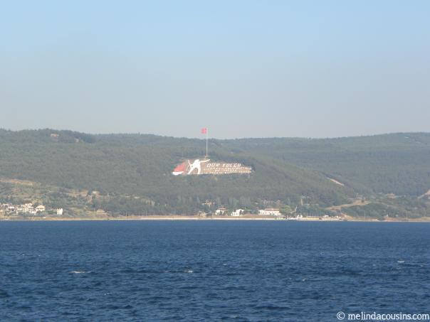 Across the Dardanelles