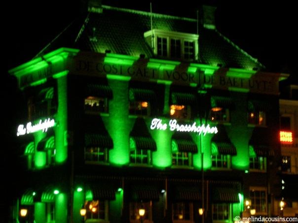 Amsterdam Grasshopper