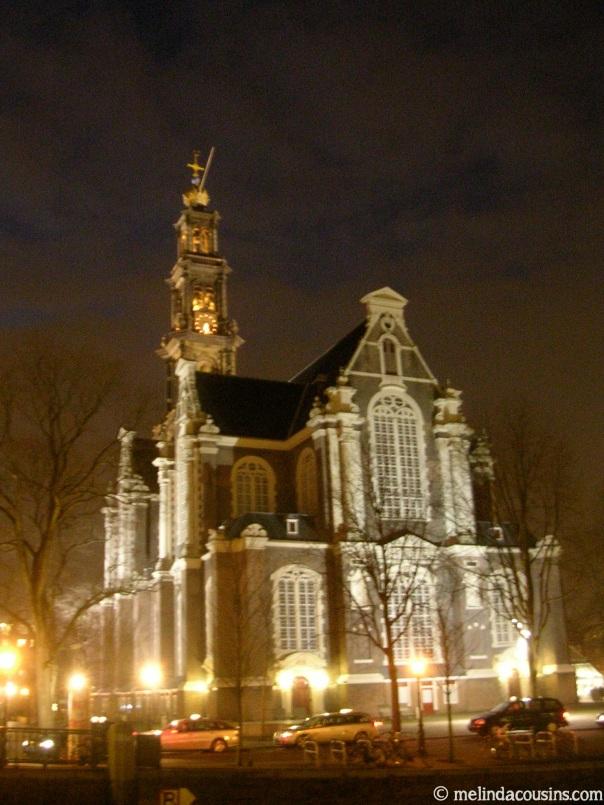 Amsterdam Westerbrook Church