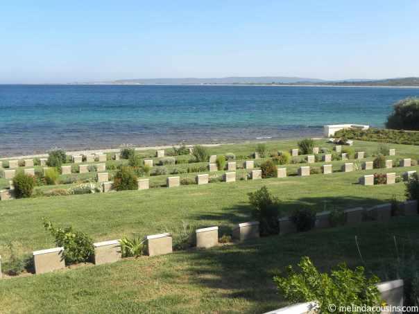 Ari Burnu Cemetery 2
