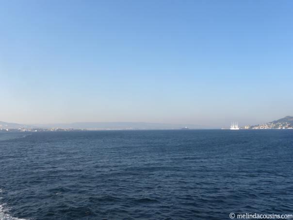 Crossing the Dardanelles
