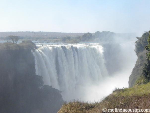 Zim falls