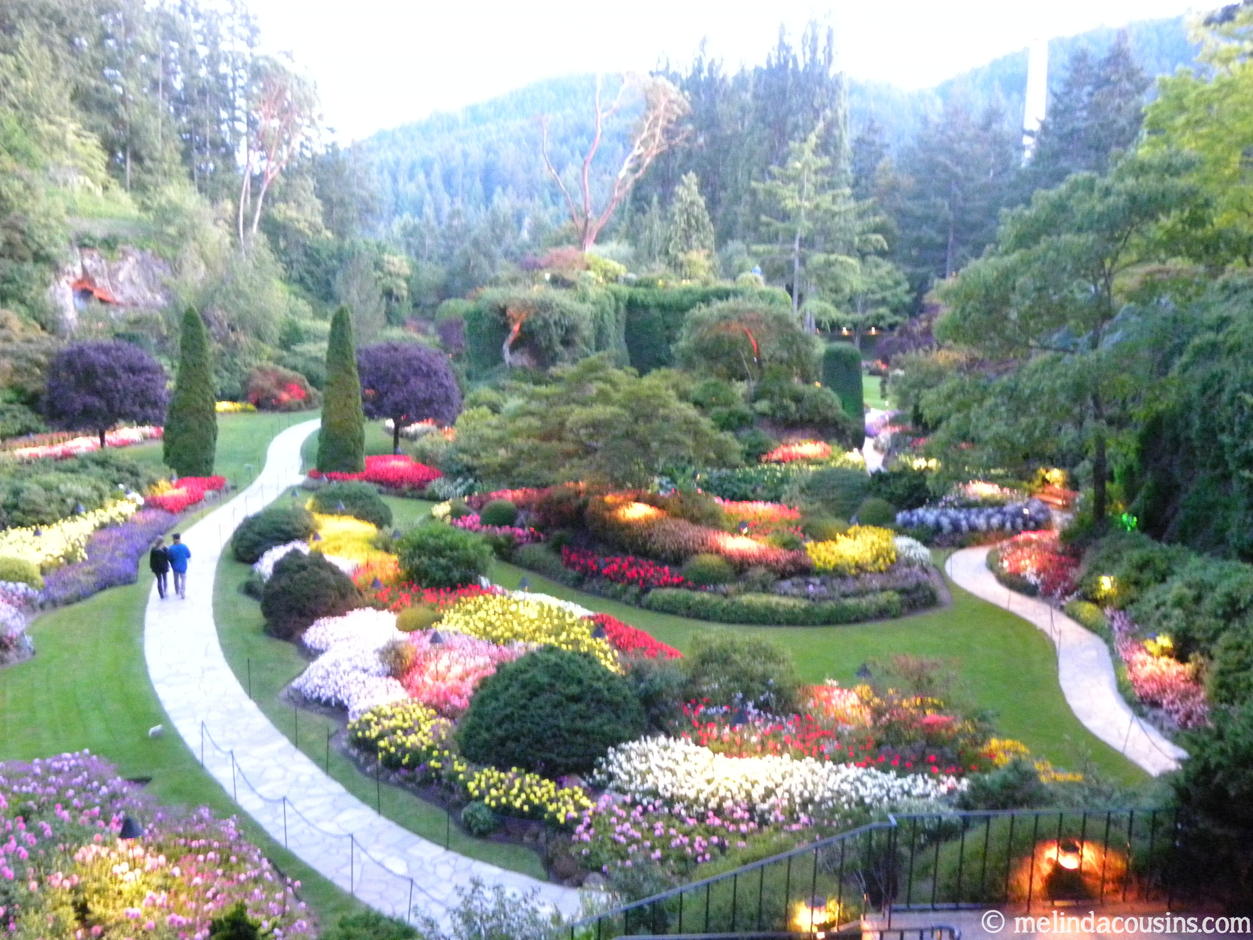 Butchart gardens thinking out loud - Best time to visit butchart gardens ...