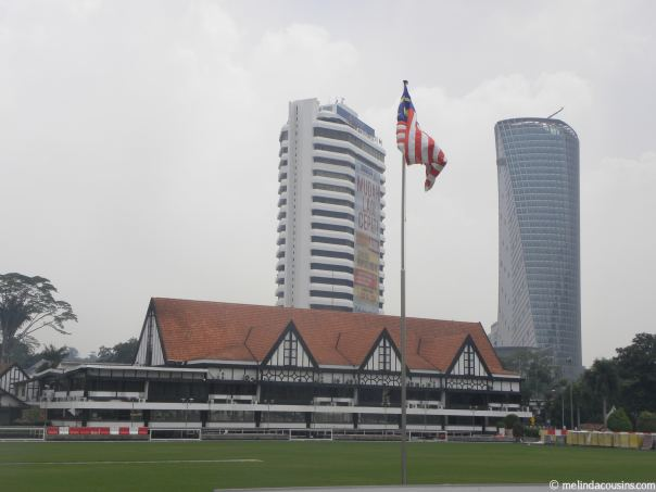 The Selangor Club at Merdeka Square