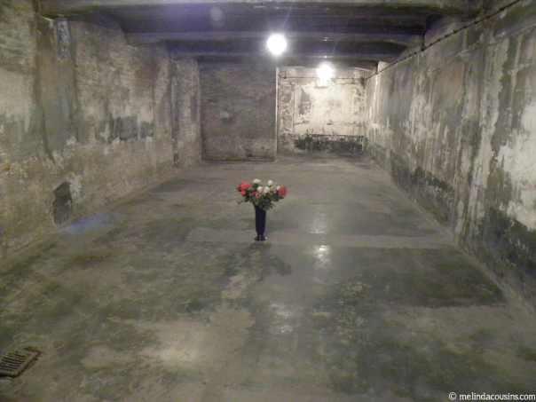 Gas Chamber, Auschwitz