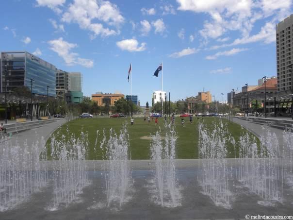 Fountain north 1