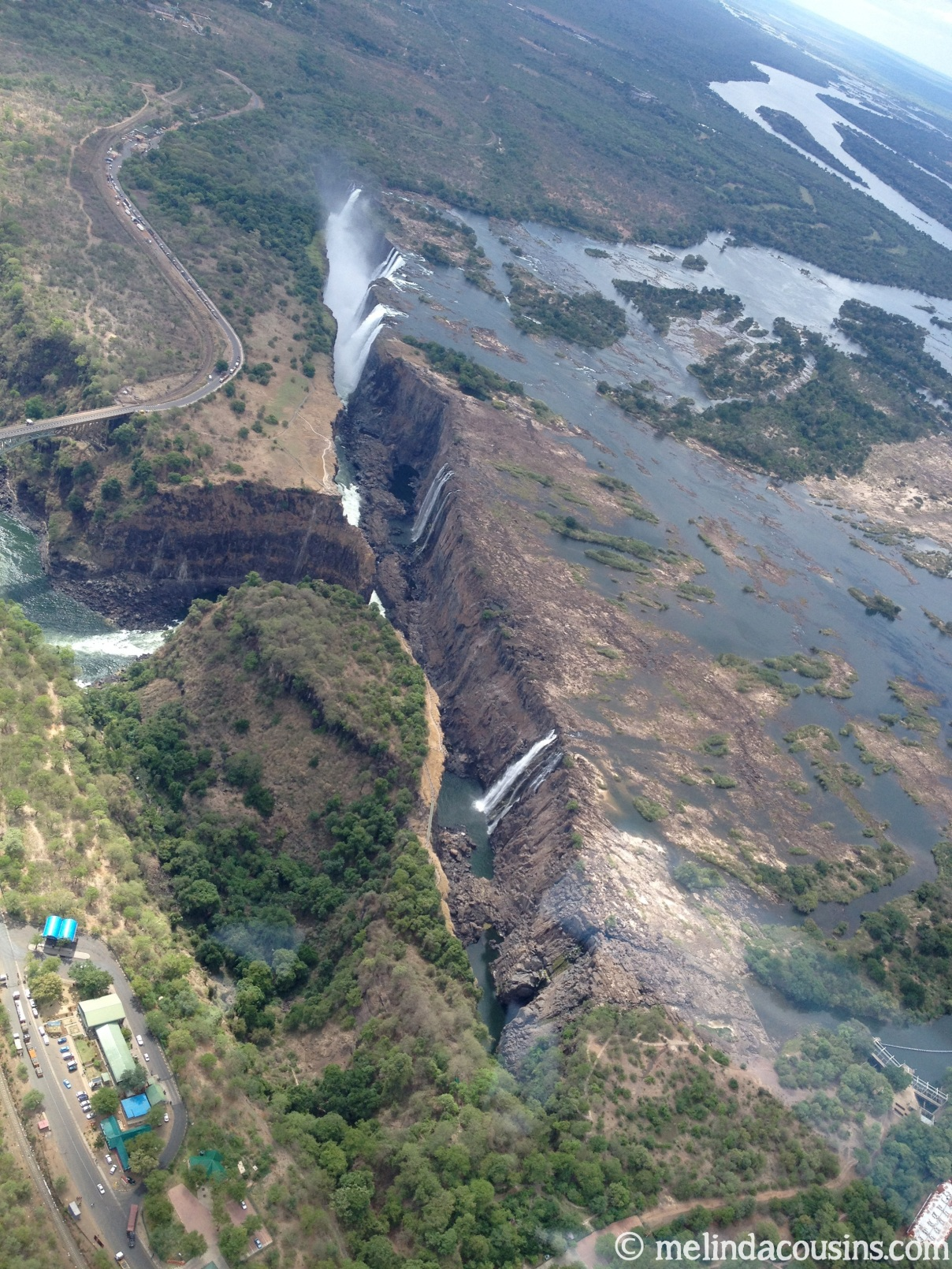 Victoria Falls Has Not Dried Up Here S The Proof