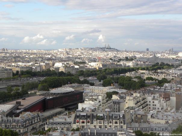 View Montmarte