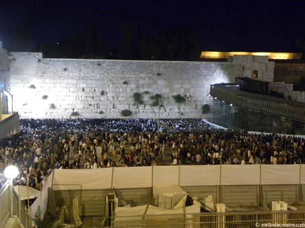 Western Wall Sabbath