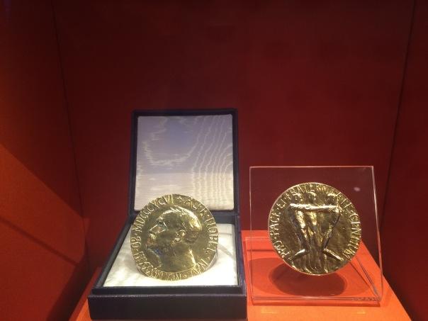 Carter's Nobel Peace Prize