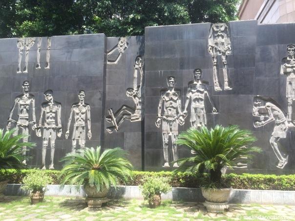Prison memorial
