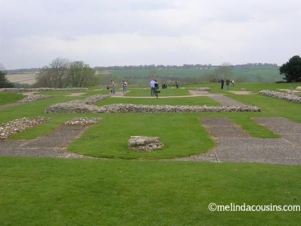 sarum-ruins