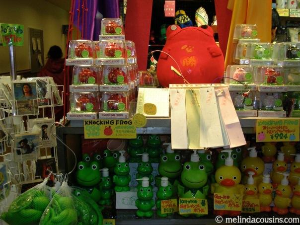 odaiba-frog-shop